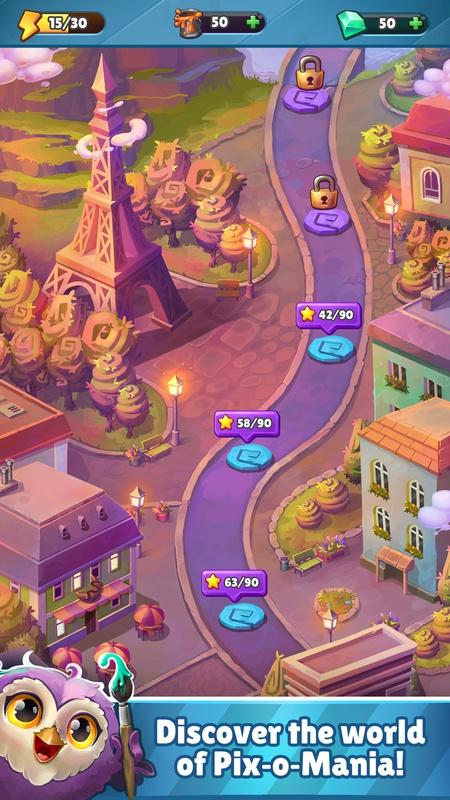 像素画狂热游戏截图5