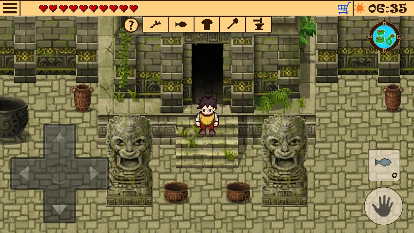 生存RPG2游戏截图1