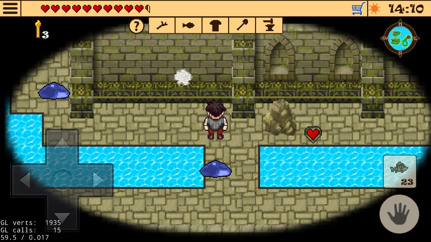 生存RPG2游戏截图4