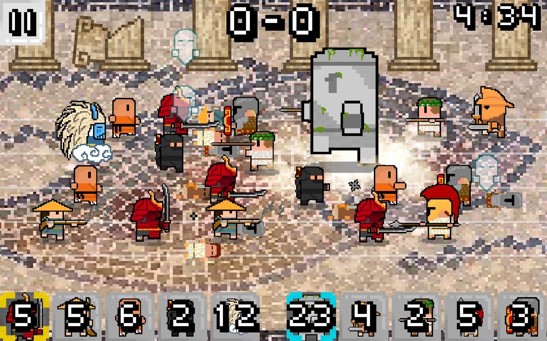 像素之战游戏截图4
