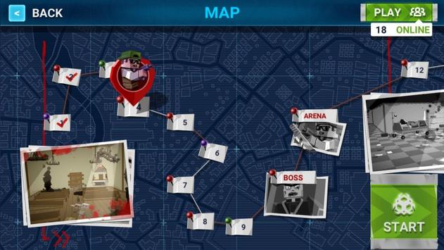 像素士兵:僵尸战争游戏截图2