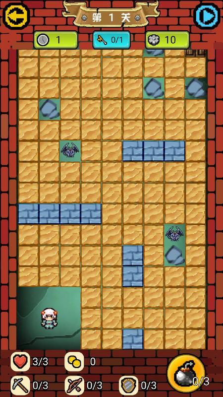 探金奇兵:迷宫逃生游戏截图5