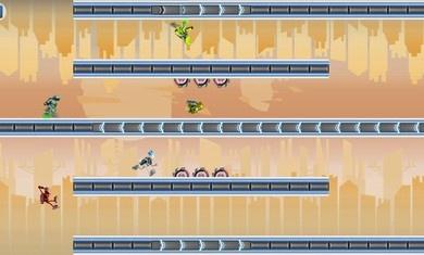 迅捷跑者3游戏截图3