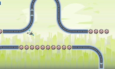 迅捷跑者3游戏截图1