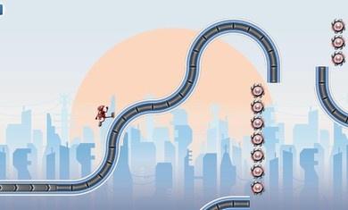 迅捷跑者3游戏截图2