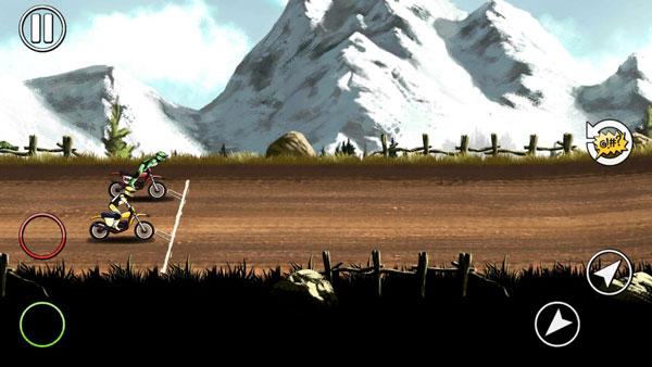 疯狂特技摩托2游戏截图2