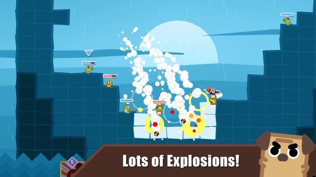 炸弹投石机:卡牌战斗游戏截图3