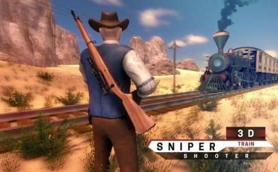 火车牛仔大战无敌版游戏截图3