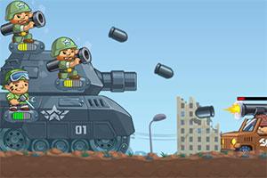 前行的坦克无敌版游戏截图1