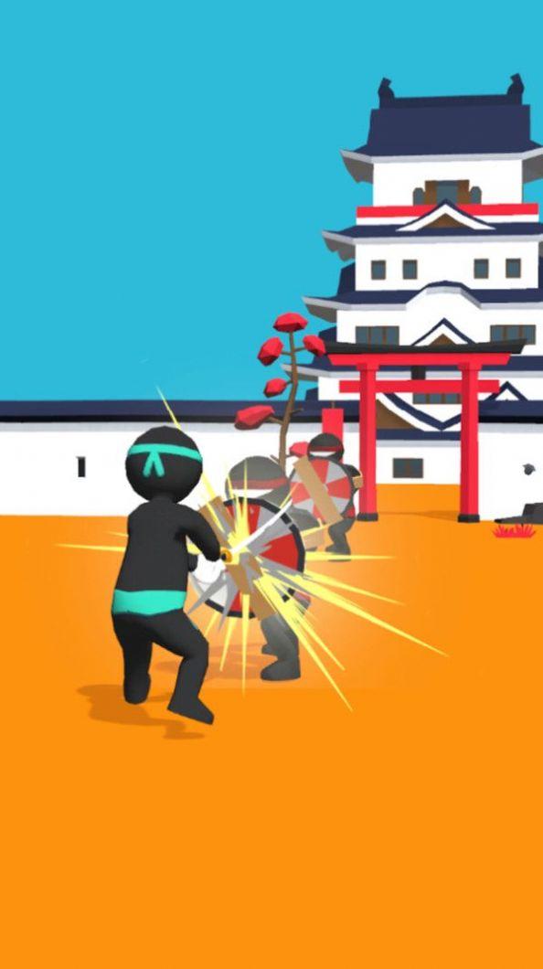 传说武士刀大师无敌版游戏截图2