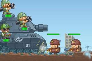 前行的坦克无敌版游戏截图3