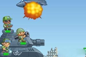 前行的坦克无敌版游戏截图4