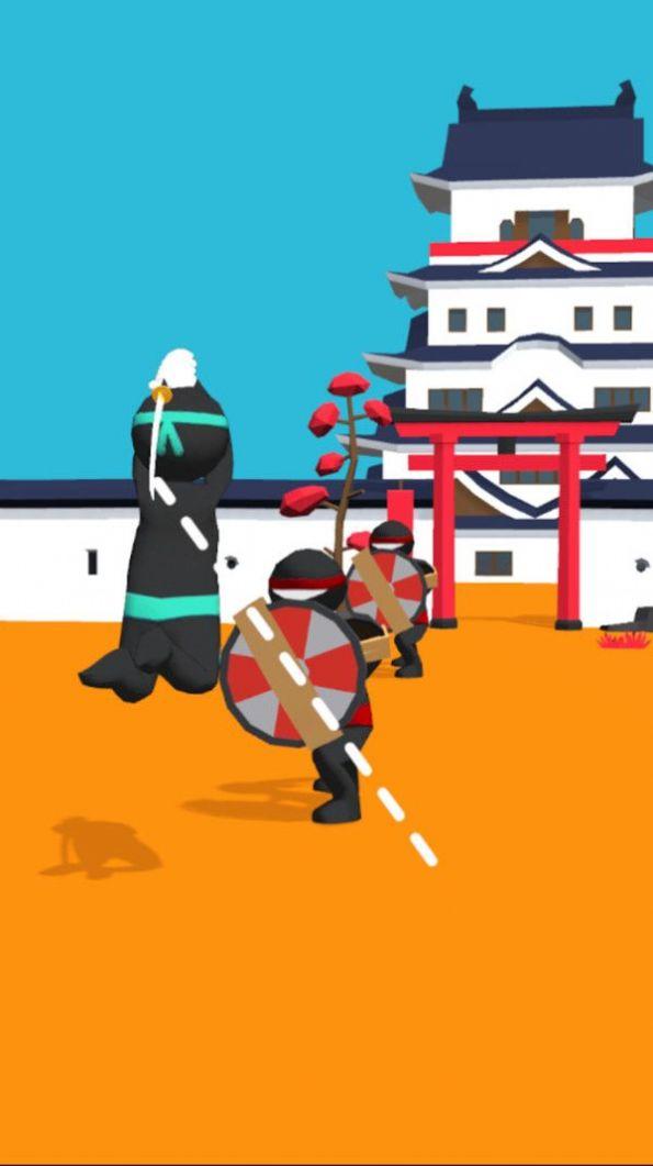 传说武士刀大师无敌版游戏截图1