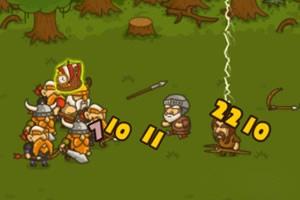 维京人之战无敌版游戏截图2