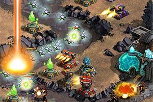 远古行星中文无敌版游戏截图1