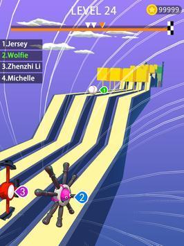 车轮运行3D无敌版游戏截图1