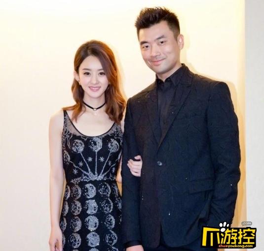 赵丽颖宣布与经纪人结束合作 网曝将与冯绍峰结婚