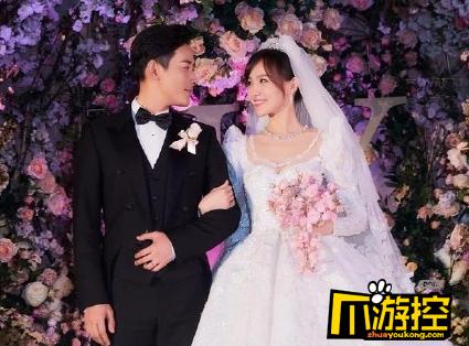 唐嫣谈婚礼最难忘瞬间:我觉得誓言是一辈子的