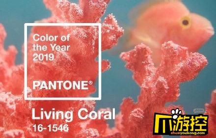 2019流行色是什么颜色_Pantone公布2019年度流行色珊瑚橙