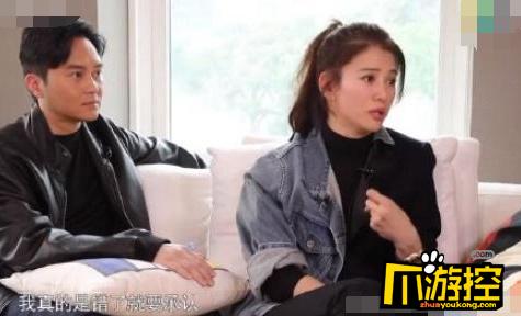 """袁咏仪后悔曾伤害张智霖 当年""""出轨""""已婚富商做小三"""