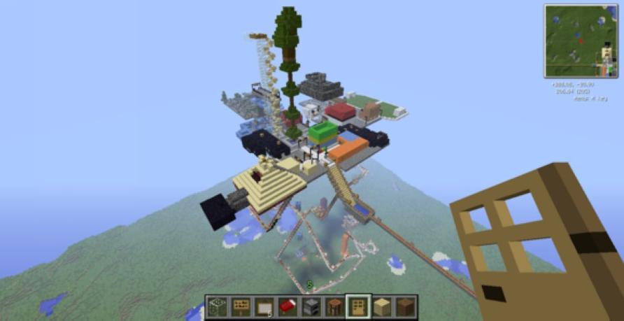 我的世界Minecraft游戏截图5