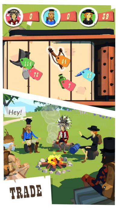 边境之旅游戏截图3