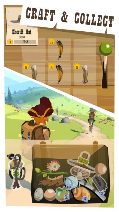 邊境之旅游戲截圖2