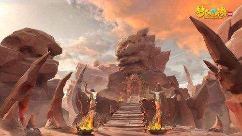梦幻西游3D游戏截图3