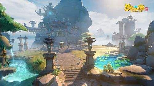 梦幻西游3D游戏截图2