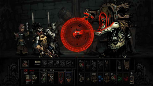 暗黑地牢游戏截图1