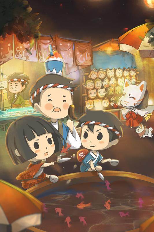 昭和盛夏祭典故事游戏截图3