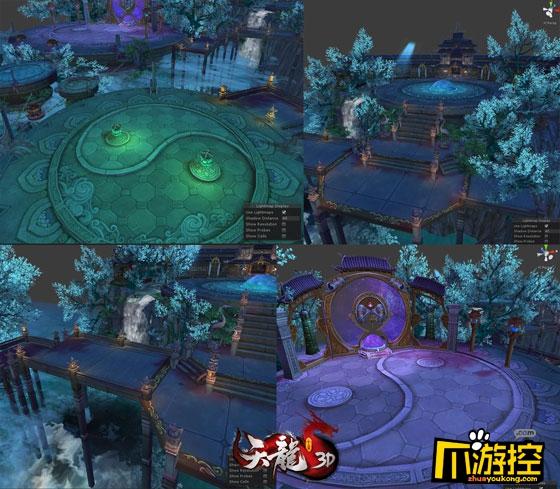 《天龙3D》提升战力的特殊宝藏即将出现,你准备好应战了吗?