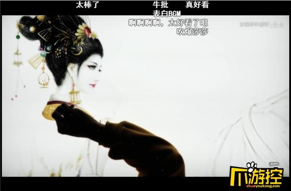 轻歌曼舞 《宫廷计手游》携蓝V联动贺周年