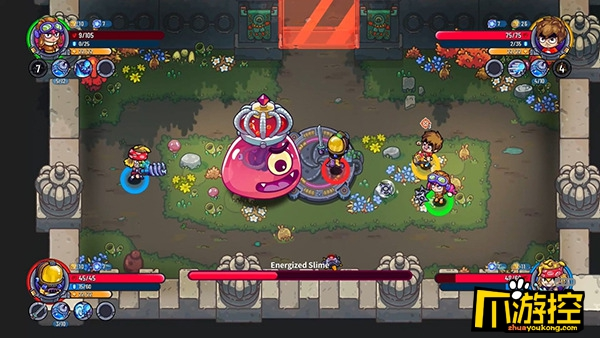 《元能失控》:Steam夏促联机游戏剁手入坑指南
