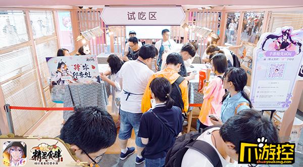 《精灵食肆》飞行餐厅CCG站营业大成功-下一站ChinaJoy