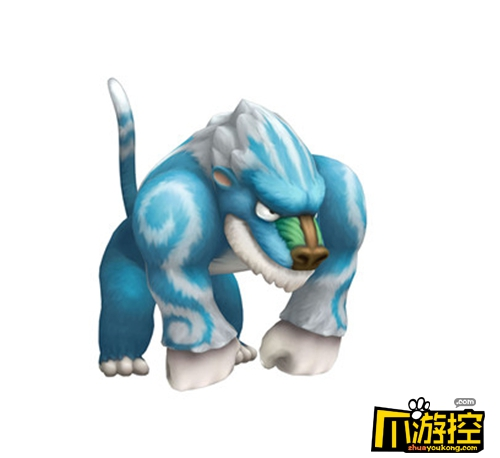 最强净化宠登场 《石器时代M》辅助新热门竟是狒狒系