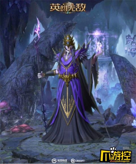 统御领主 种族核心 《魔法门之英雄无敌:王朝》亚山英雄史记
