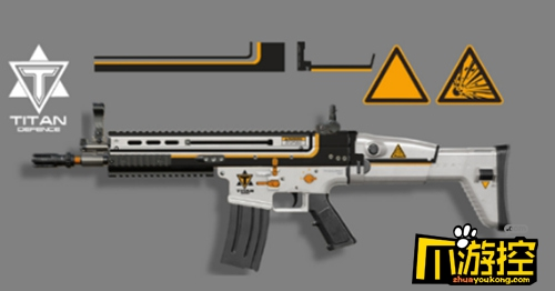 《生死狙击2》武器资料外泄?奇怪的枪械知识增加了