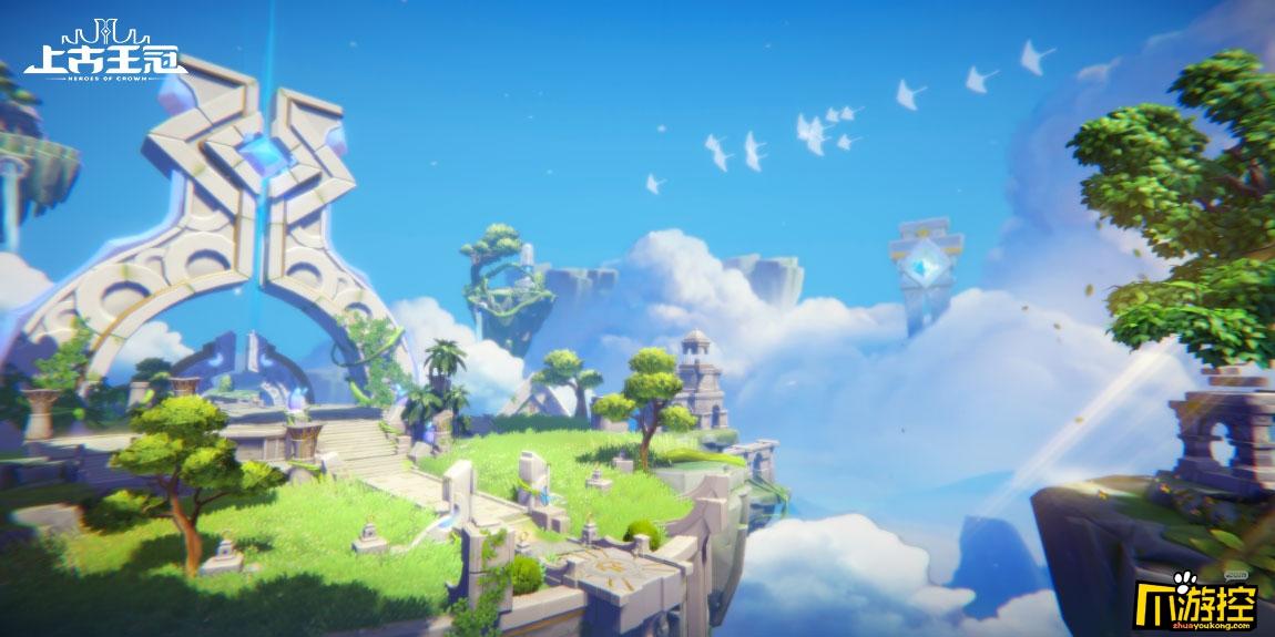 图2 《上古王冠》游戏场景.jpg