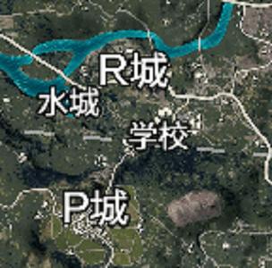 绝地求生全军出击地图多大_全地图详解5