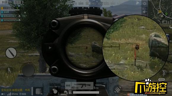 绝地求生全军出击四倍镜怎么用 四倍镜使用技巧详解