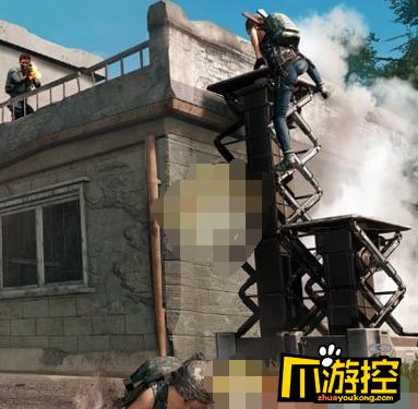 绝地求生全军出击升降台怎么用_升降台使用攻略
