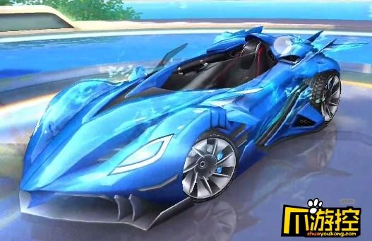 QQ飛車手遊海神和聖殿騎士哪個好_強力A車對比分析