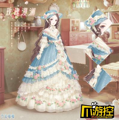 奇迹暖暖新章节谜与枯萎的花套装有哪些_新章节谜与枯萎的花套装一览