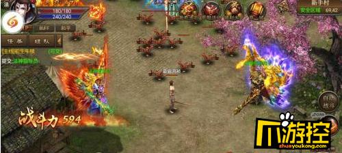 《惡人傳奇豪華版》BT手游怎么提升戰力_戰力提升攻略