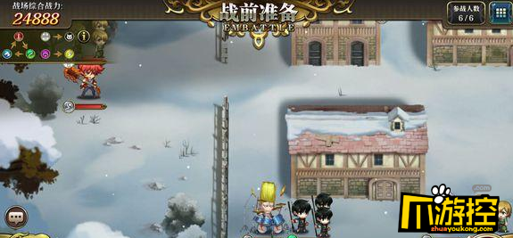 梦幻模拟战手游雪人谷大危机通关攻略