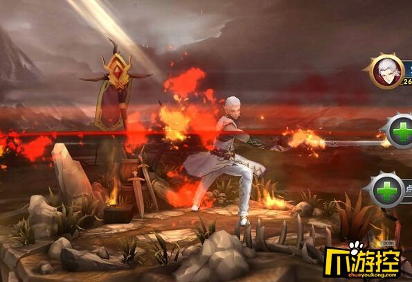 《神圣联盟》公益游戏龙族怎样?龙族职业技能介绍