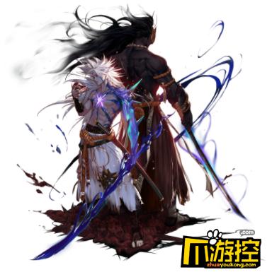DNF95版本新职业剑鬼二觉恶鬼罗刹立绘一览