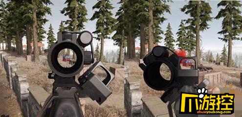 绝地求生刺激战场新配件侧面瞄具配什么枪好?新配件侧面瞄具使用攻略