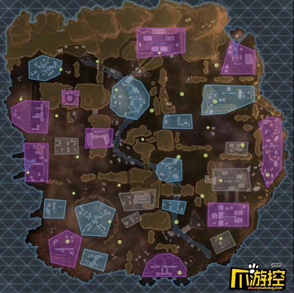 apex英雄物资分布图一览